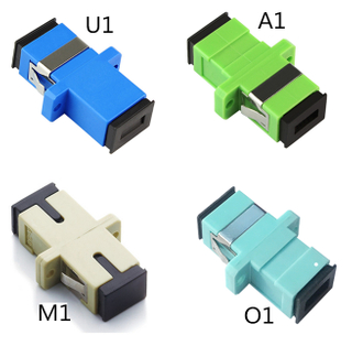 MT-1032-SC Prefesstional Manufacturer FTTH SC/UPC Fiber Optic Adaptor bare fiber adapter