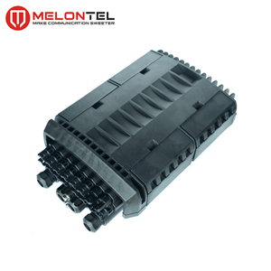 MT-1523 IP68 Waterproof Fiber Optic Splice Enclosure 48 Core Outdoor Fiber Optic Junction Box