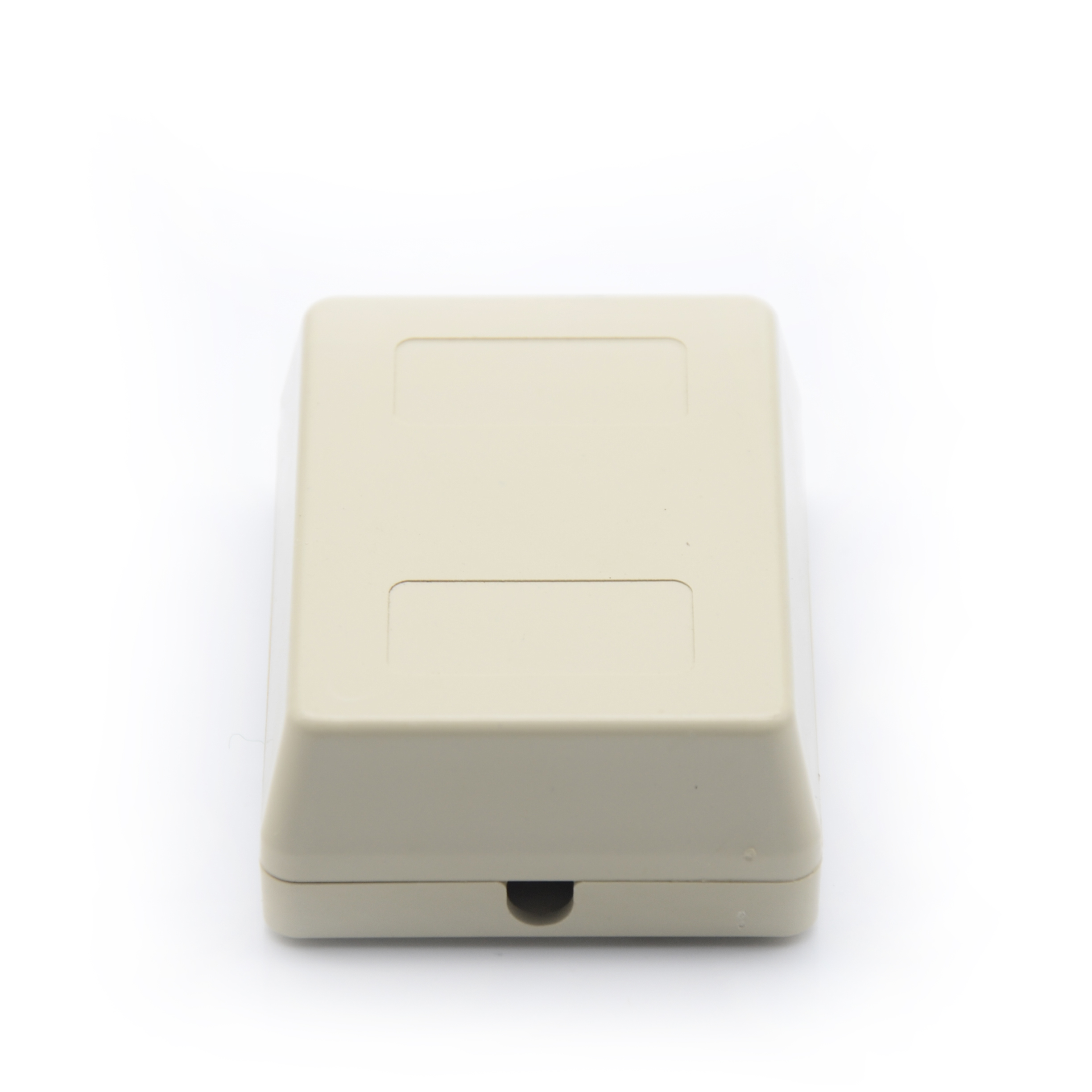 MT-5801 RJ11 Keystone Jack with Gel Waterproof Telephone Outlet Surface Box