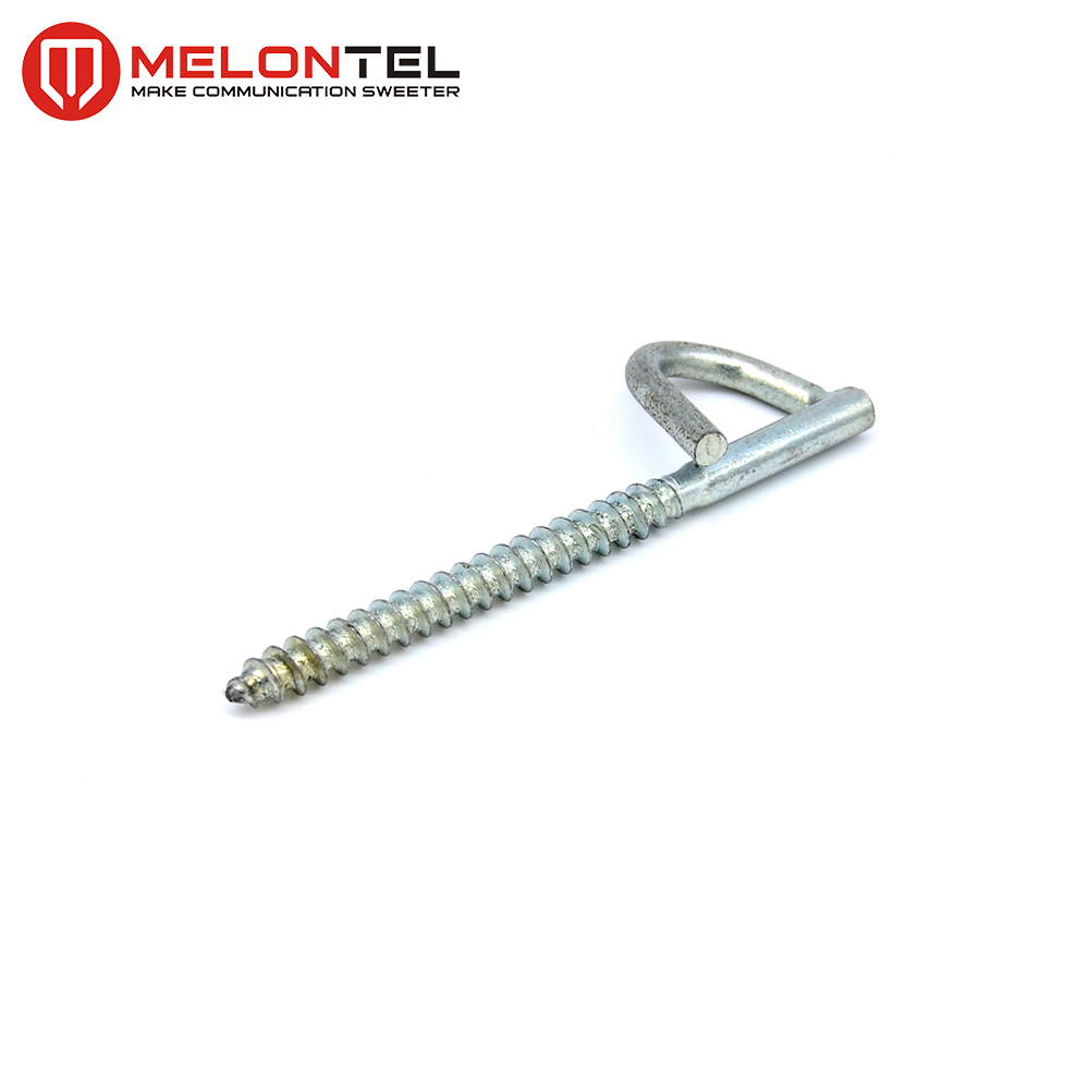 MT-1706 FTTH Outdoor Retractor Screw Accessories Bend Screw Hook