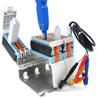 MT-3700 242936CA 3M pouyet 48 Port wrapping BRCP-SP terminal block Integrated splitter block MDF