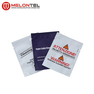 MT-8730 Convenient Fiber Optic Wipes IPA Fiber Cleaning Paper with Alcohol