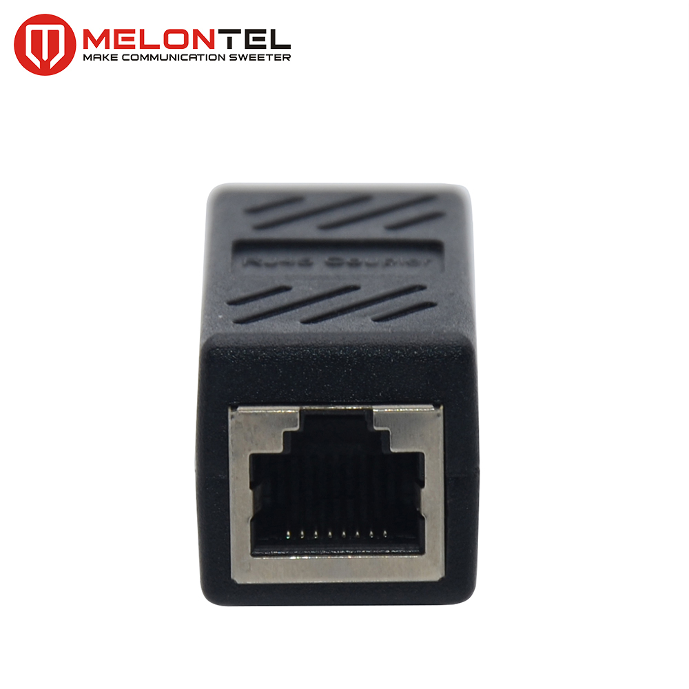 MT-5405 Ethernet Networking inline cable coupler RJ45 STP Waterptoof Type