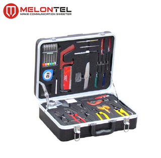 MT-8408 Factory Price Fiber Optic Cable Jointing Tool Kit With Optical Fiber Cable Stripper