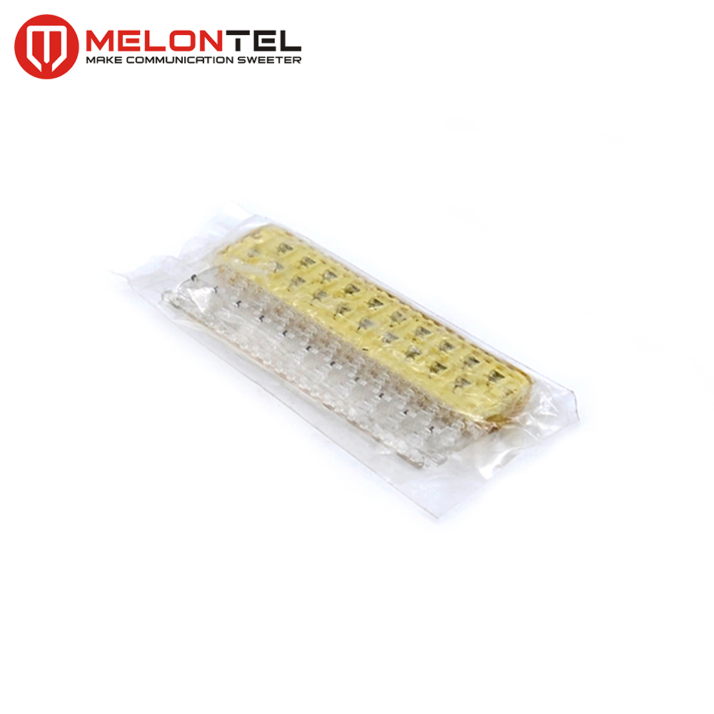 MT-3501 9700D 10 Pair Connector 3M Mini Straight Splicing Module with gel