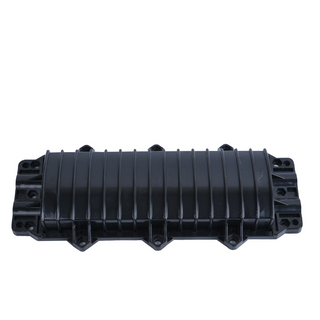 MT-1501 Fully Stocked 2 In 2 Out Outdoor Waterproof 48 72 96 Core PPR Fiber Optic Splice Closure with splicing tray