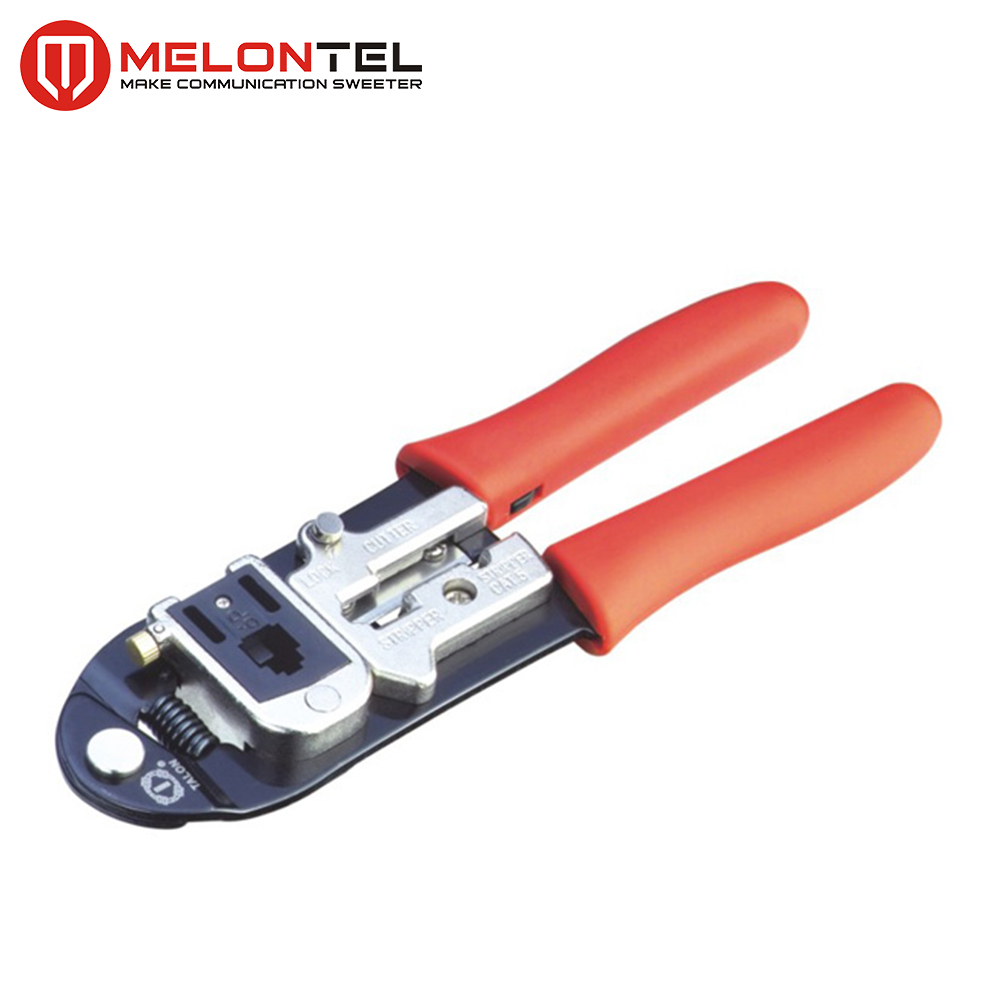 MT-8103 200MM Crimping Tool RJ45 Cable Cutter