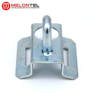 MT-1705 Fiber Optic Accessories ADSS Galvanized Draw Hook