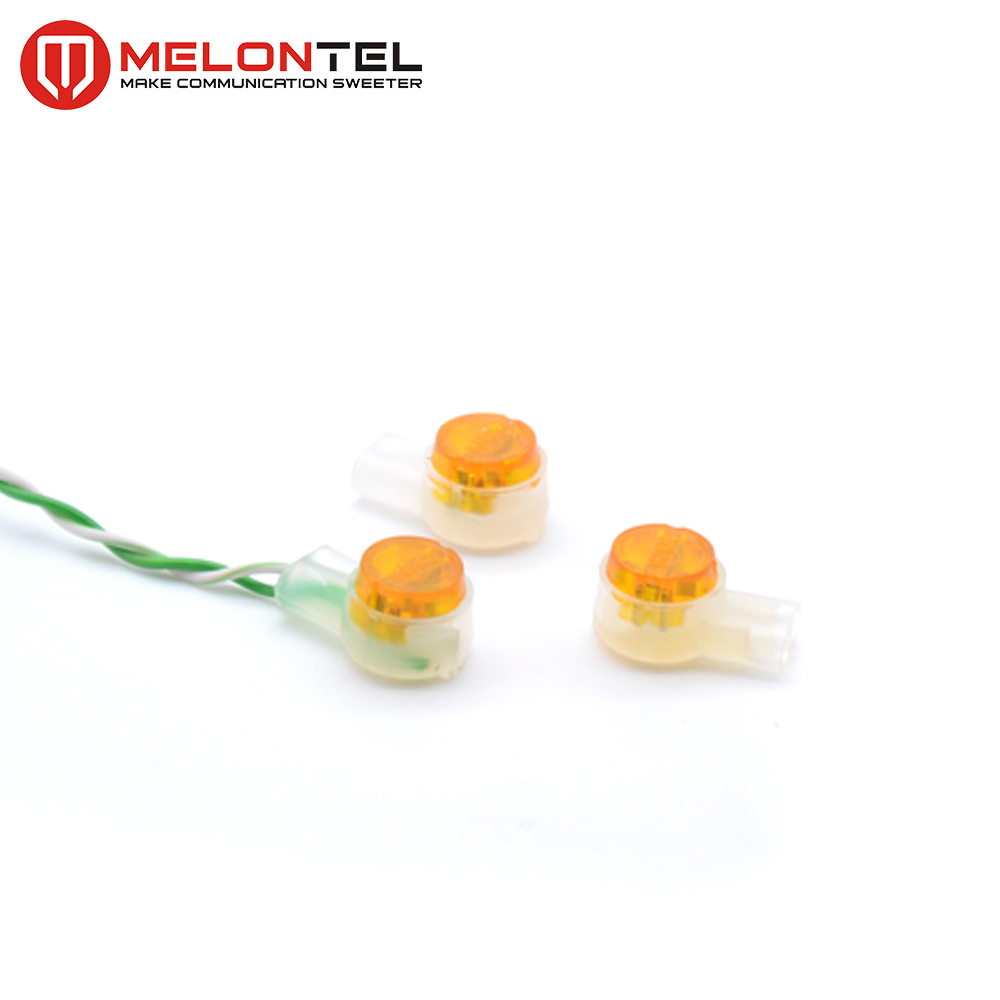 MT-3802 Yellow UY2 terminal block UY2 connector 3M wire connector