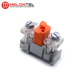 MT-3003 Five-Point Connection Module Drop Wire Connection Terminal Module VX Connetor With GDT And PTC
