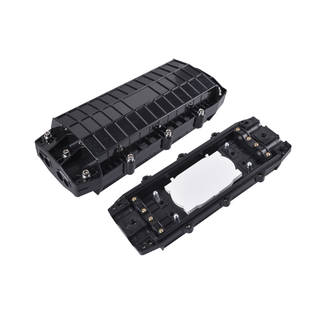 MT-1506 China Supply Outdoor Waterproof 8 Port 72 96 144 Core Fiber Optic Splice Closure/Terminal Box Joint Closure