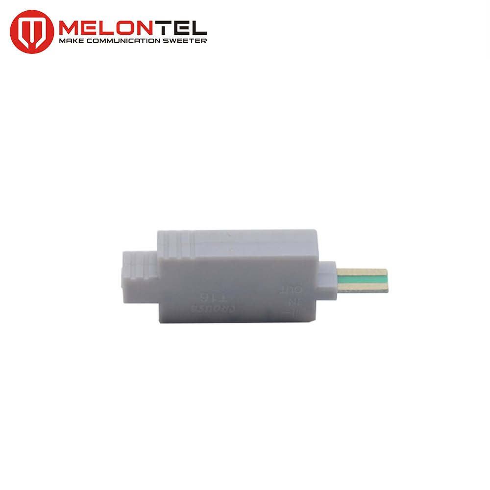 MT-2102 Overvoltage protection unit overcurrent protection thunder protector for krone module