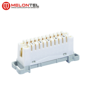 MT-2003 5 pair or 8 pair LSA connection disconnection krone terminal block module