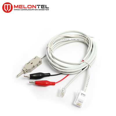 MT-2153 krone 2 pin test cord with BT plug