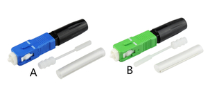 MT-1041-L SC APC UPC Fiber Optic Longer Type Fast Connector Hot Melting Type/fusion Splice-on Connector