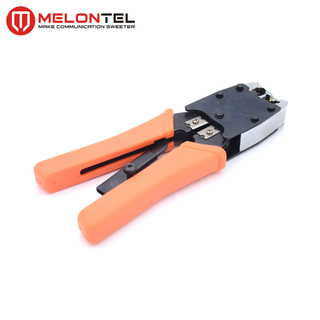 MT-8105 Network Crimping Tool Hand Crimp Tool for Rj11 Rj12 Rj45