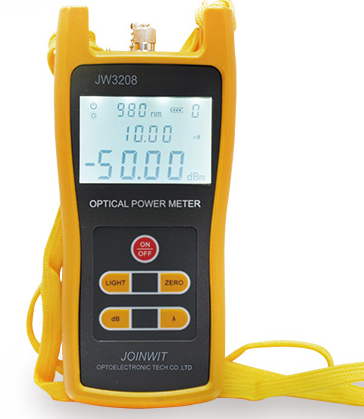 MT-8607 High Quality Portable And Handheld Fiber Optical Laser Source Light Source JW3109