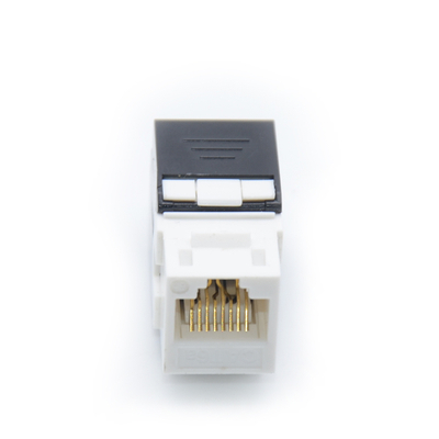 MT-5107 CAT.6A Keystone Jack CAT6 CAT.5E Toolless RJ45 Type