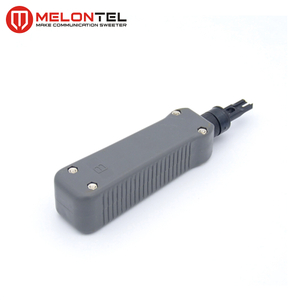 MT-8008 110 IDC Impact Tool For Telephone Cabling Terminal Block Punch Down Tool For Copper Cable