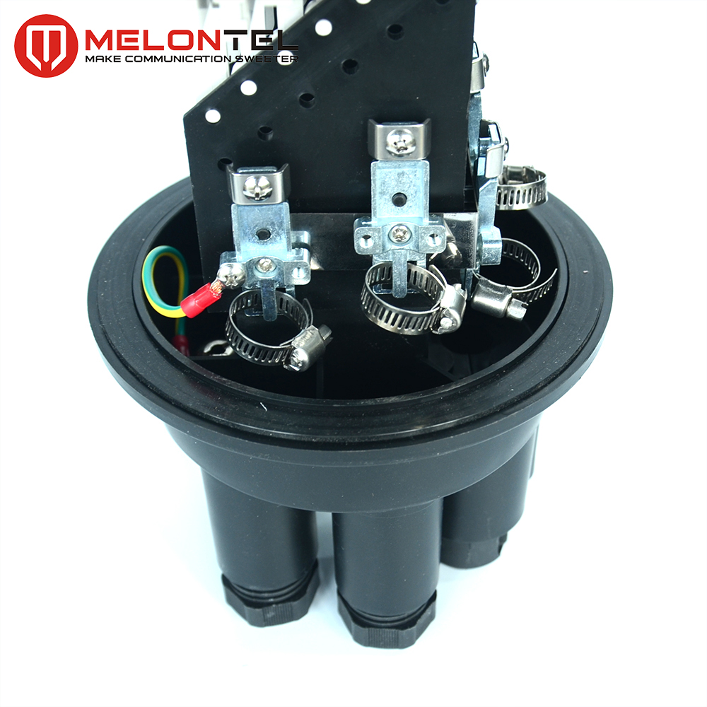 MT-1553-144 96 core 144 core mechanical seal fiber optic cable joint splice closure