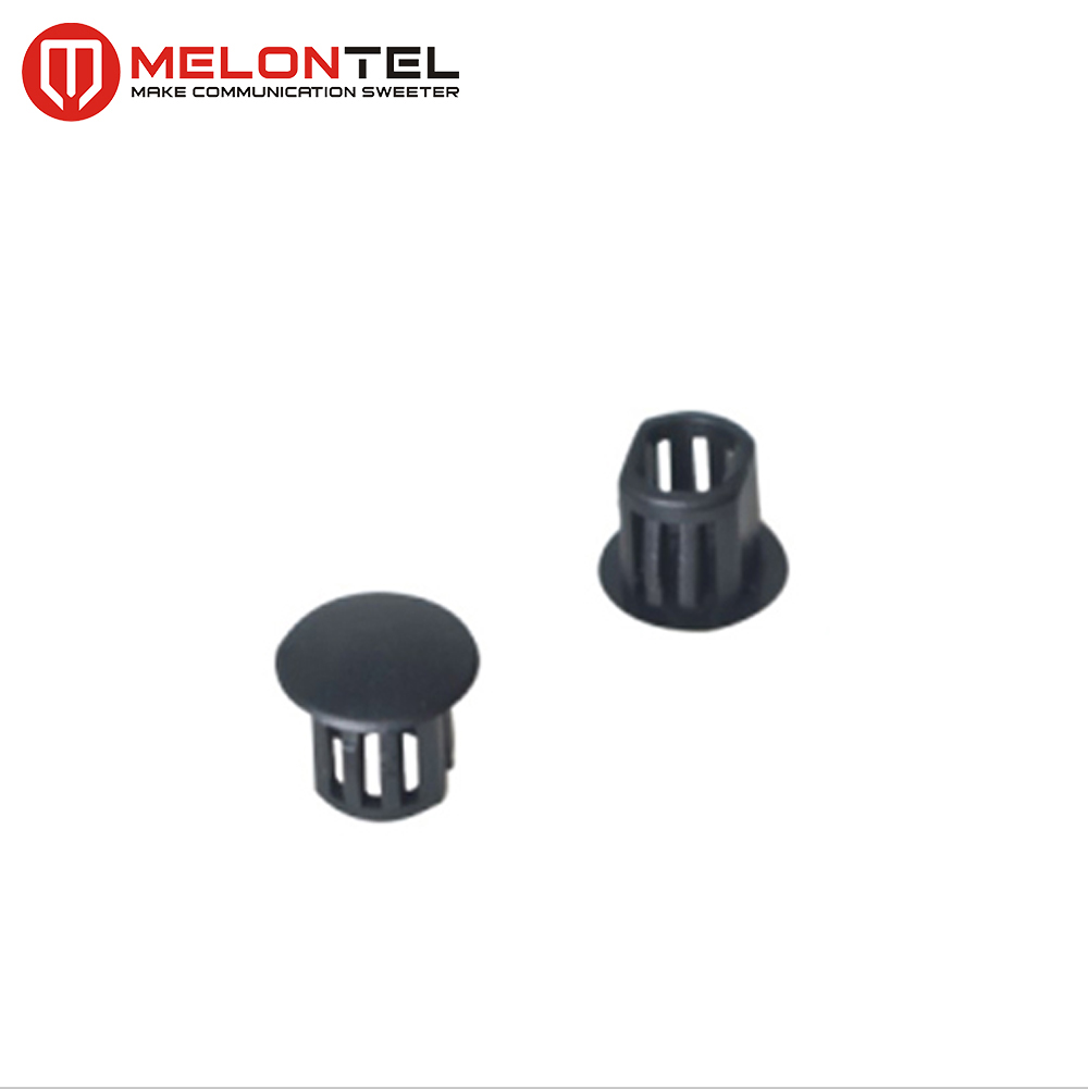 MT-1039 Plastic SC FC LC ST Duplex Fiber Optic Adaptor Dust Cover For ODF Fiber Optic Patch Panel In Server Room
