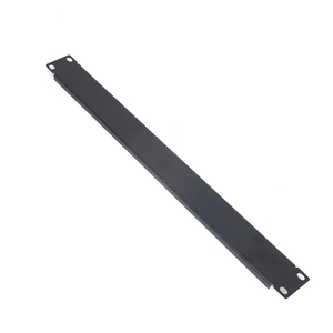 "MT-4481 1U 19"" Rack Mount Blank Panel for Rack 2U 3U 4U"