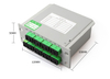 MT-1081-16 1x16 Card Splitter Optical Splitter Box With SC UPC Adaptor