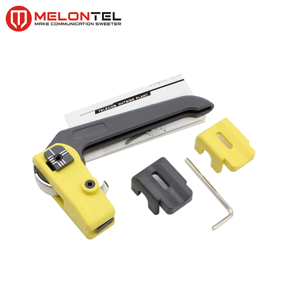 MT-8901 KMS-K type longitudinal optical cable sheath slitter cutter KMS-K fiber optic cable stripper