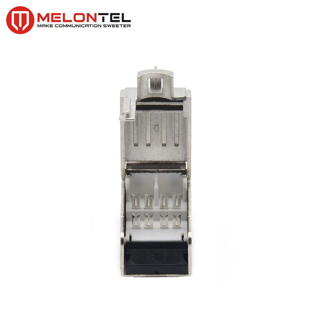 MT-5204 Network Module Toolless Network Module CAT7 STP Keystone Jack