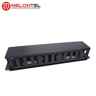 MT-4442 2U19 Inch Plastic Cable Manager Rack Mount Type