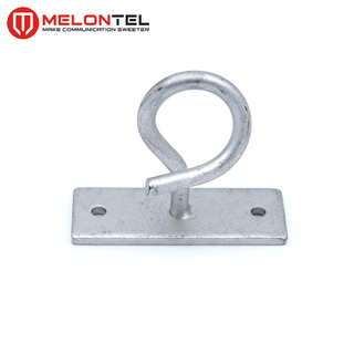MT-1702 Wholesale Fiber Optic Hanging Hardware C Type Draw Hook Fiber Optic Accessories